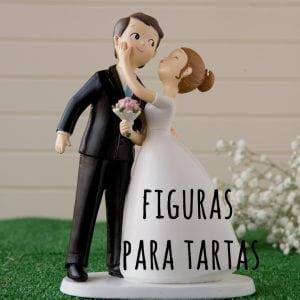 Figuras tartas de boda