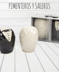 PIMENTEROS Y SALEROS
