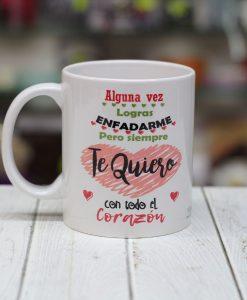 taza para el día de los enamorados