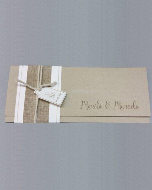 Invitación Romantic 726071BE - tiendadeilusiones