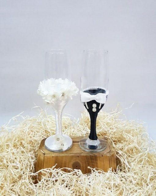 copas decoradas para boda