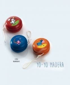 YOYO ANIMALITOS STDO.