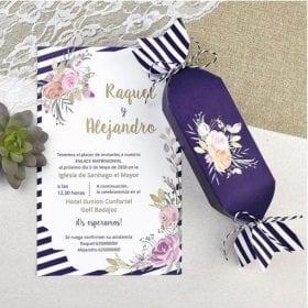 invitaciones para boda originales