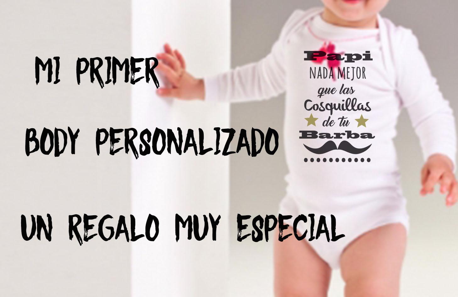 Bodys personalizado para bebes