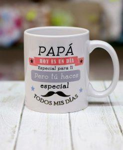 taza para día del padre