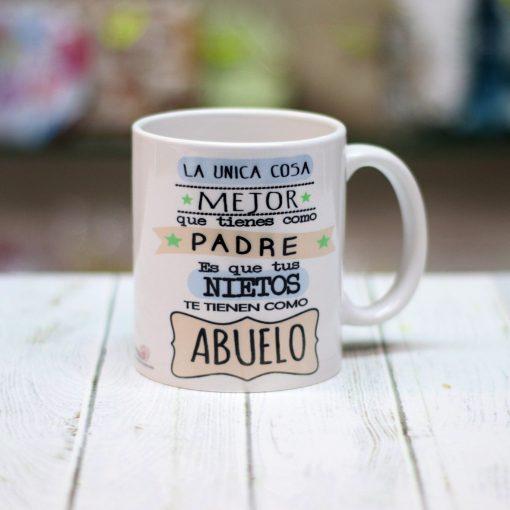 Taza Abuelo