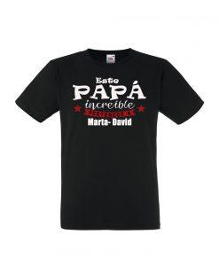 Camiseta personalizada para el día del padre