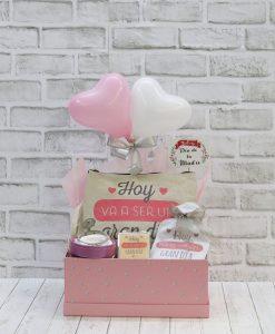 cesta para el día de la madre