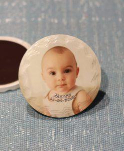 Imán cerámica para bautizo
