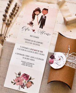 Invitación emma 39801-card