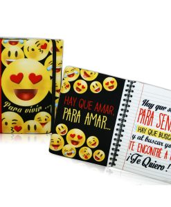 Cojín tarjeta emo enamorado 20cm 0030-ARMODEL