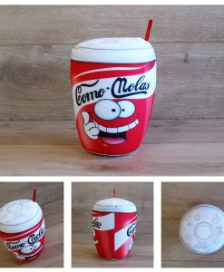Cojín vaso Coca Cola 20cm 0421-ARMODEL