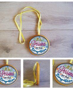 Medalla persona 13cm 0502-ARMODEL