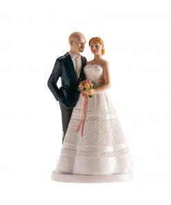 Figura pastel pareja boda 2865-DI