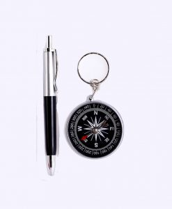 Bolígrafo + brújula llavero 4695-DI