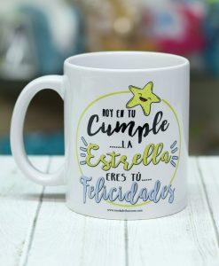 taza Hoy en tu cumpleaños