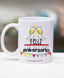 taza aniversario