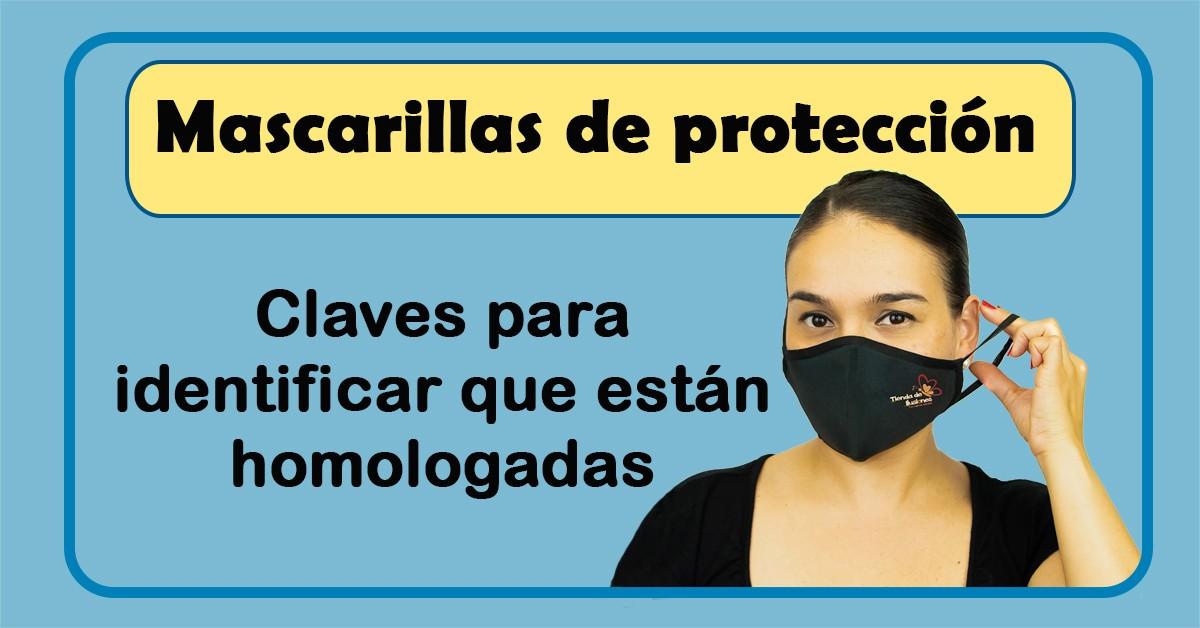 mascarillas de protección