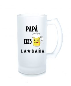 Jarra cerveza Papa