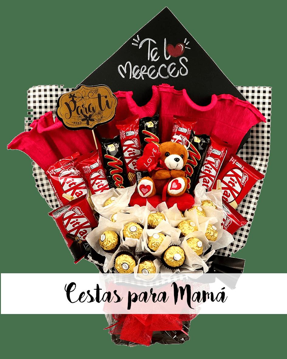 cesta para el dia de la madre