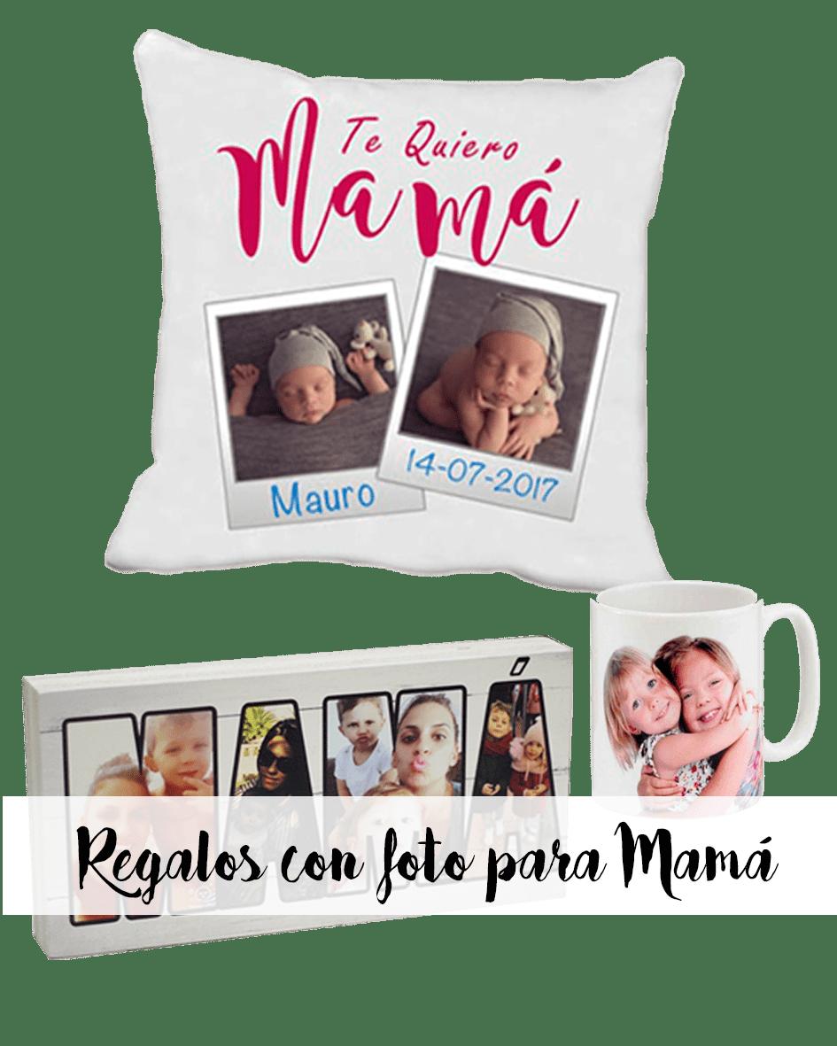 regalos para mama con foto
